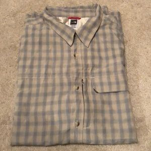 Men's Outdoor The North Face button up